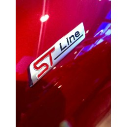 LOGO ST LINE GT COFFRE FORD...